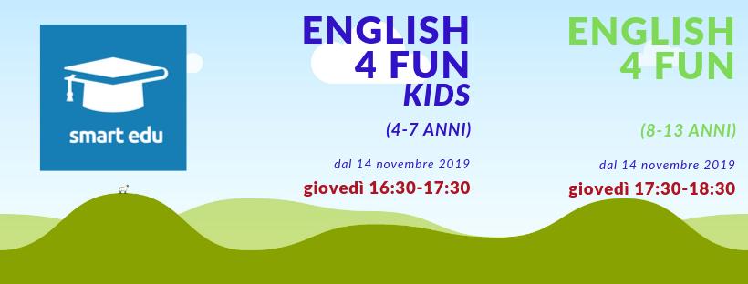 English 4 Fun